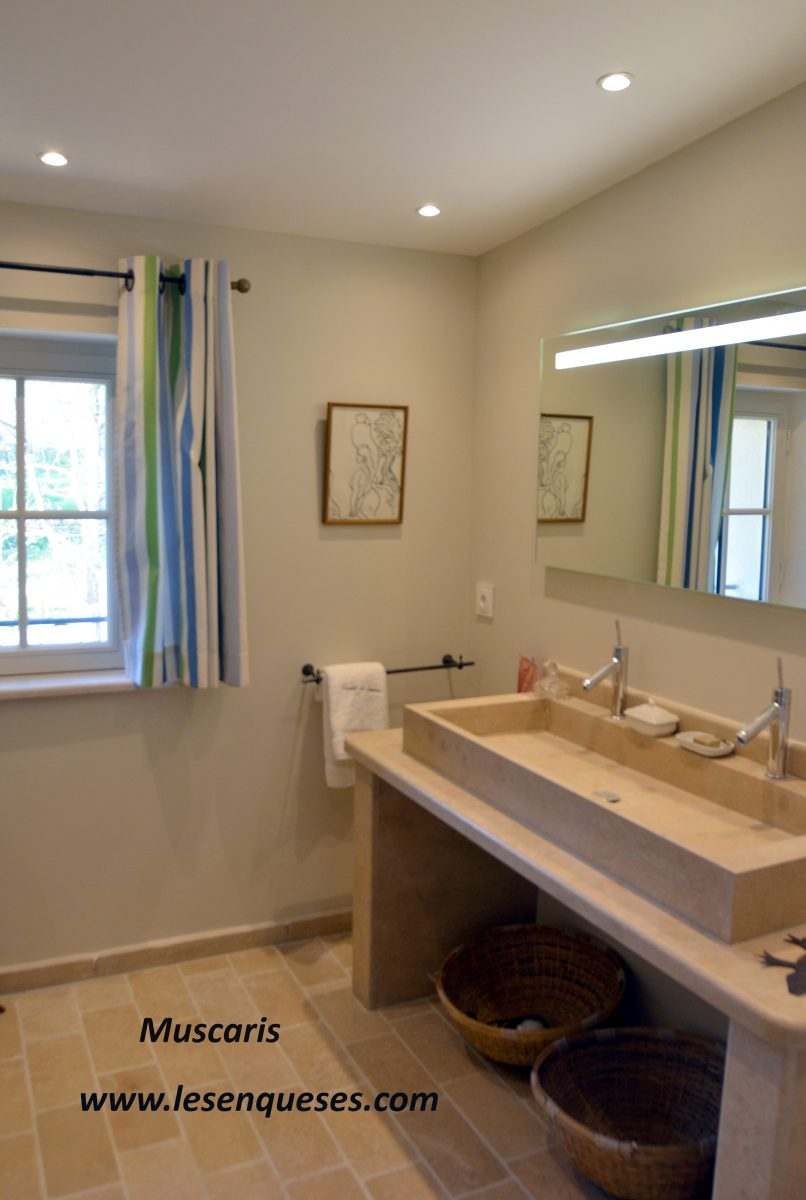 Salle de bains Muscaris